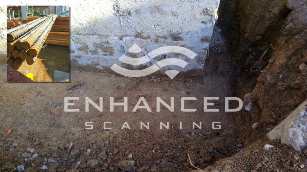 Rebar verification and concrete inspection